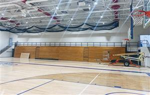 West Gym complete